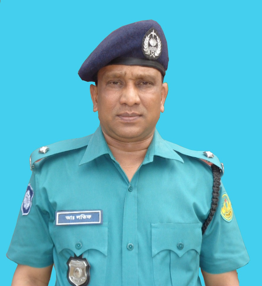 Officer in charge image